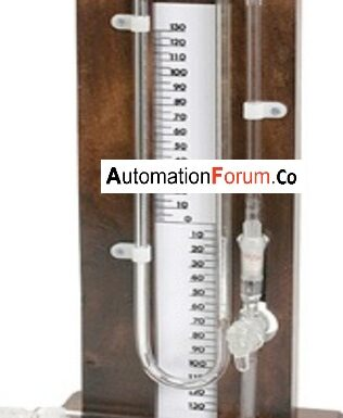 What is a manometer and for what purpose it is used?